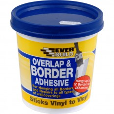 Ready Mixed Border & Overlap Adhesive 500g