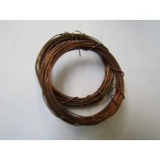 6 Meter Picture Wire antique Copper