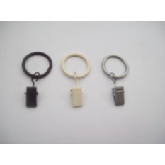 Pole Rings with Pincer Clamps