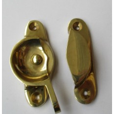 Fitch Fastener Turn catch Polished Brass