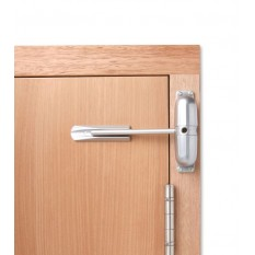 Fire Rated Spring Door Closer Chrome Plated