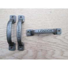 Cast Iron D Bow Handle- 3010 Plain