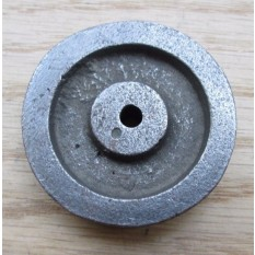 Cast Iron Spare Pulley Wheel