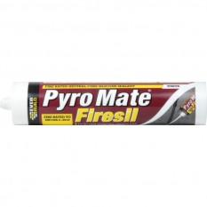 Pyro Mate Firesil Silicone Sealant  White