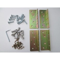 Bed Loc Bed Brackets BL 122 Set