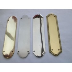 regency finger plate collection