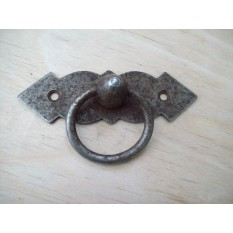 Rustic pull ring