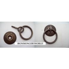 Rustic ring pull