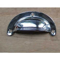 Lugged Pressed Steel Cup Pull Chrome