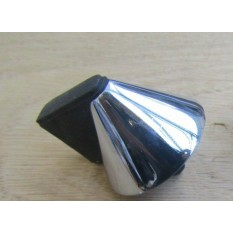 Door Stopper Conical Polished Chrome