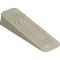 Pack of 5 Rubber Door Stopper Grey