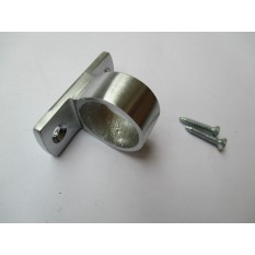 SATIN/BRUSHED CHROME-Victorian old style window fittings- Sash Eye