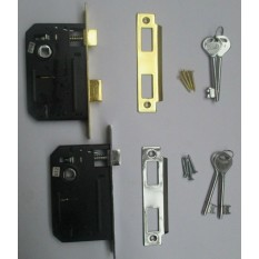 Sash Lock 2.5 inch Chrome