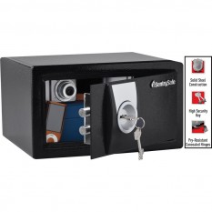 Sentry Safe Key Locking Security Safe Capacity 9.9L