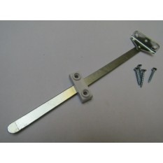 Silver Sliding Stay Hinge