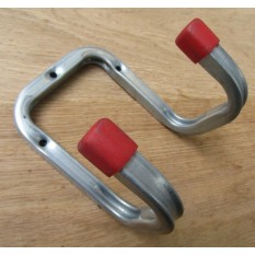 Small Galvanised Garage Hook