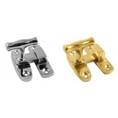 Solid Brass Cabinet Catch Latch