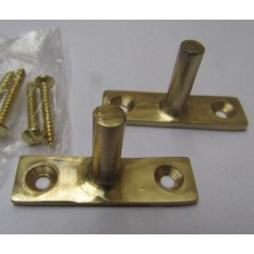 Polished Brass Spare replacement Pins
