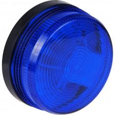 Strobe Light Blue