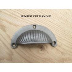 Sunrise Cup Pull Handle