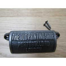 Portobello Road London Cabinet Cup Pull Handle
