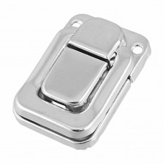 Toggle Case Catch Small Silver