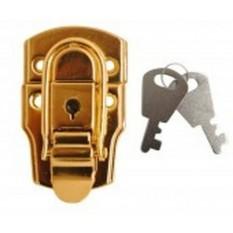 Toggle Catch Large Locking Brass