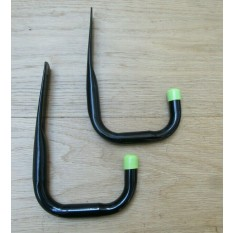 Pack of 2 Universal Storage Hooks 11cm