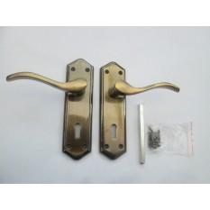 Victorian Designer Lever Lock Handles