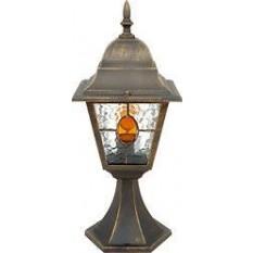 Victorian Pedestal Mounted Garden Lantern