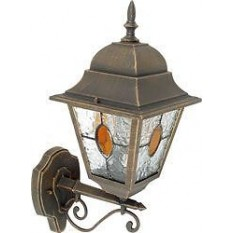 Victorian Wall Mounted Garden Lantern