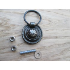 Vintage drop ring pull