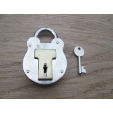 Vintage Styled Chest Padlock