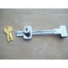 Vivarium Cabinet Sliding Lock