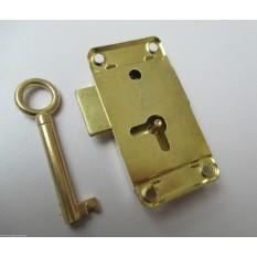 Wardrobe Lock Latch 63mm