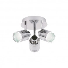 Bora  LED 3 Plate Spot Light