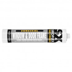 Window & Door Frame Sealant  White