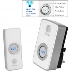 Wireless Door Chime Single