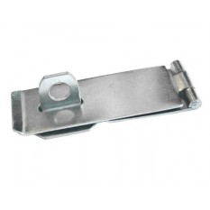 "Hasp And Staple 4.5"" Zinc Steel"