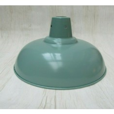 "Retro Light shade 14"" Pool Table French Grey"