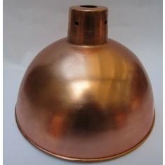 "Retro Light shade 12"" Dome Polished Copper"