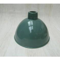 "Retro Light shade 12"" Dome French Grey"