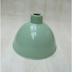"""Retro Light shade 8"""" Dome Duck Egg Blue"""