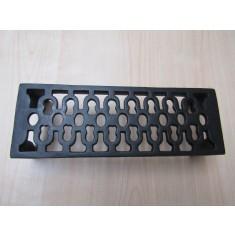 """9"""" x 3"""" Air Brick Black Antique"""