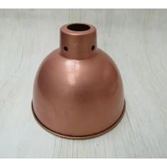 "Retro Light shade 12"" Dome Antique Copper"