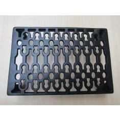 """9"""" x 6"""" Air Brick Black Antique"""