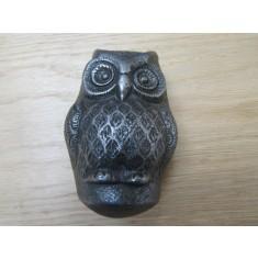 Rustic Owl Door Knocker