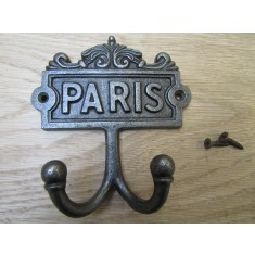 Paris Double Coat Hook