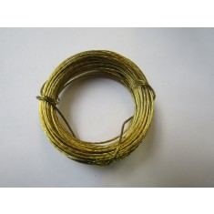 6 Meter Picture Wire Brass