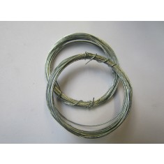 6 Meter Picture Wire Silver
